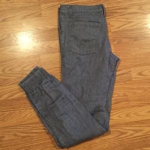 Dirty Robbers Denim Joggers